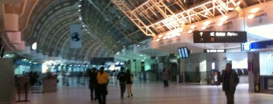 Flughafen Toronto Pearson (YYZ) is one of World Airports.