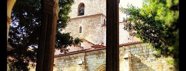 Catedral de Santander is one of Les chemins de Compostelle.