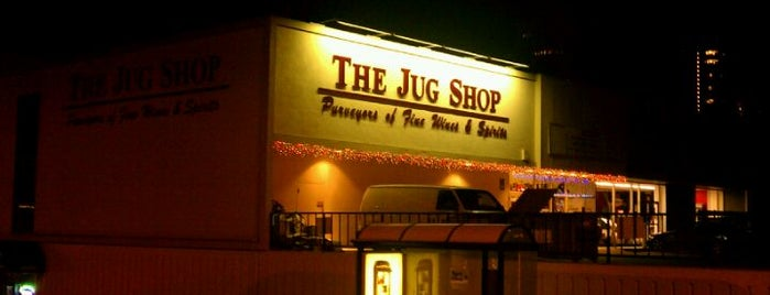 The Jug Shop is one of Eat, Drink & Enjoy San Francisco.