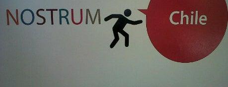 Nostrum is one of Agencias de publicidad en Chile.