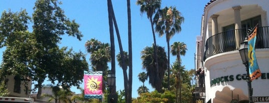 City of Santa Barbara is one of USA Trip 2013 - The West.