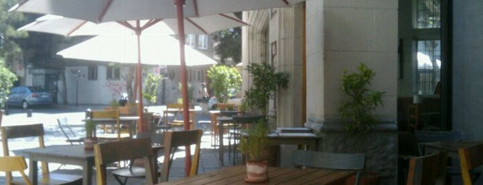 Casa Lastarria is one of StartupChile places.