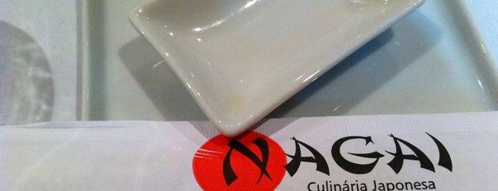 Nagai is one of Guia Rio Sushi by Hamond.