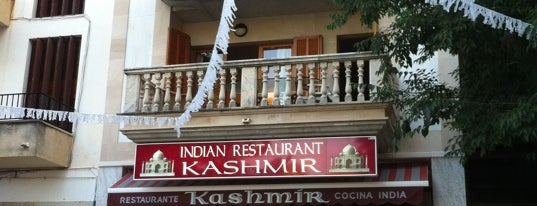 Kashmir is one of Restaurants Guia Bon Profit.