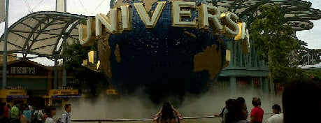 Universal Studios Singapore is one of Best of World Edition part 1.