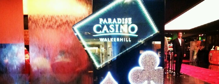 Sheraton Walkerhill Casino is one of Best night spots.