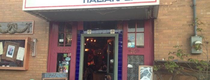 Bizzarro Italian Cafe is one of Northwest Washington.