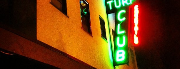 Turf Supper Club is one of Places to take guests in San Diego.