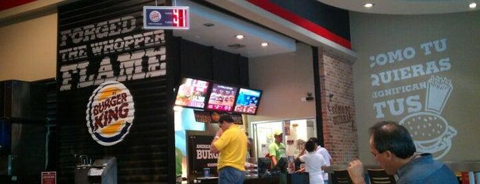 Burger King is one of Mis Restaurantes Preferidos.