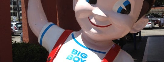 Bob's Big Boy is one of Olly Checks In Los Angeles.