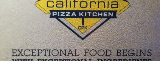 California Pizza Kitchen The Forum Norcross Ga
