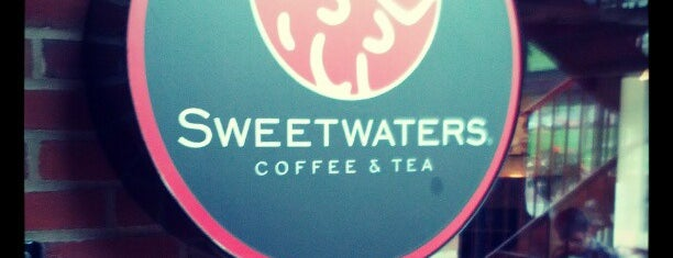 Sweetwaters Coffee & Tea is one of Ann Arbor Delivery.