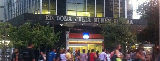 Condominio do Edificio Dona Julia Nunes Guerra is one of Cartório Rua SP Bolivar.