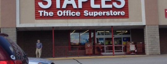 Staples is one of Guide to Concord's best spots.