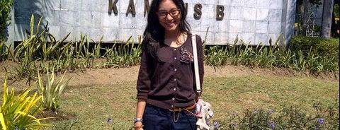 Universitas Airlangga (UNAIR) is one of Top 10 favorites places in Surabaya, Indonesia.