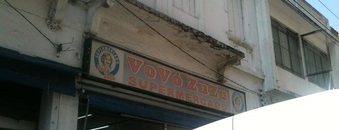 Supermercado Vovó Zuzu is one of Conheço, conheci e gostei.