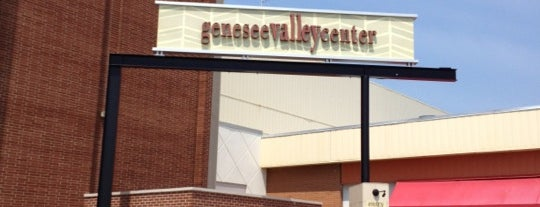 Genesee Valley Center Mall is one of Top 10 favorites places in Flint, MI.