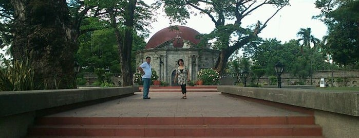 Paco Park is one of Manila.