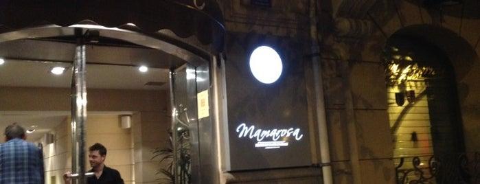 Mamarosa Casanova is one of Pizzas de Barcelona.