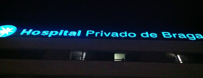 Hospital Privado de Braga is one of braga.