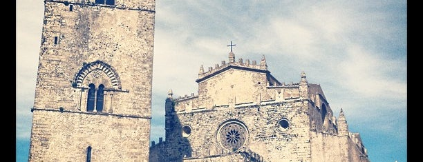 Erice is one of South Italy.