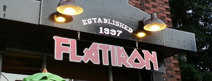 Flatiron is one of Nightlife....