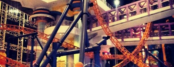 Berjaya Times Square Theme Park is one of แวะเที่ยว Kuala Lumpur, Malaysia (3).