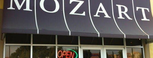 Mozart Bakery & Cafe is one of Dallas Food.