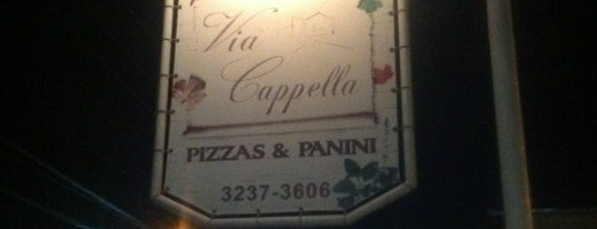 Via Capella is one of Pizza! • Florianópolis.