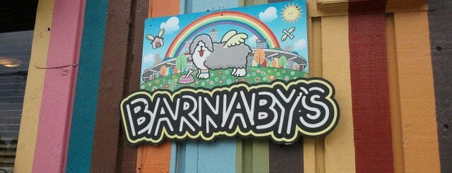Barnaby's Cafe is one of Off the beaten path & cool spots.