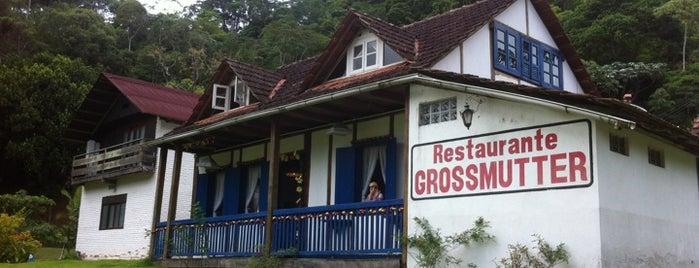 Grossmutter Restaurant is one of Gastronomia do Espírito Santo.