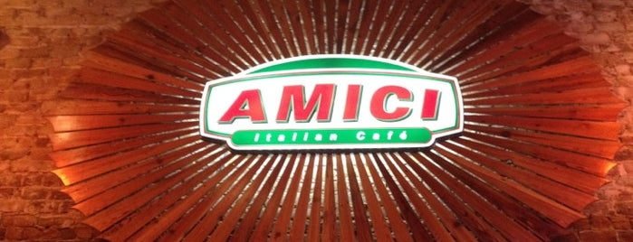 Amici Milledgeville is one of Must-visit Food in Milledgeville.