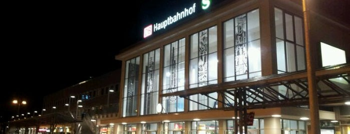 Dortmund Hauptbahnhof is one of Business Stops.
