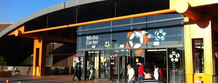 Minho Center is one of braga.