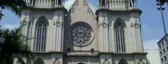 Catedral da Sé is one of 100+ Programas Imperdíveis em São Paulo.
