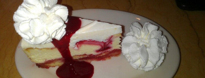 Cheesecake Factory is one of The 15 Best American Restaurants in Tulsa.