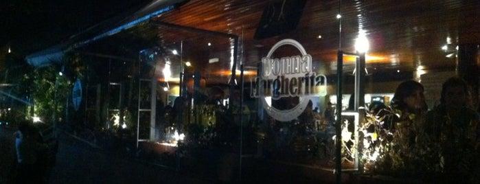 Pizzaria Donna Margherita is one of Bares e restaurantes BH.