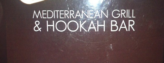 The Olive Hookah Lounge is one of The 15 Best Places with Hookah in Las Vegas.