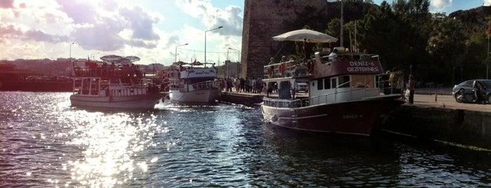 Sinop is one of Türkiye'nin İlleri.