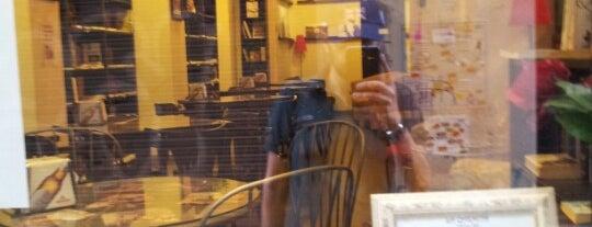 La Qarmita Librería-Café is one of Granada.