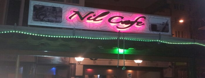 Nil Cafe is one of ....