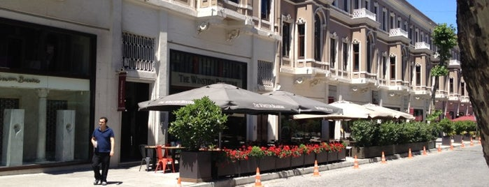 The Winston Brasserie is one of Istanbul.
