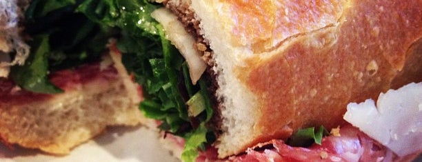 Larchmont Village Wine & Cheese is one of Sandwich.