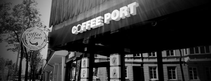 Coffee Port is one of All-time favorites in Lithuania.