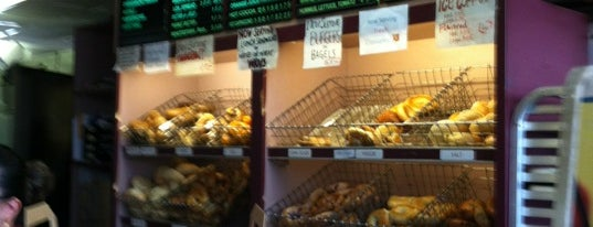 Cafe Fresh Bagel is one of Best bagel places!.