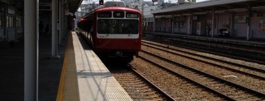 Minamiōta Station (KK41) is one of Station - 神奈川県.