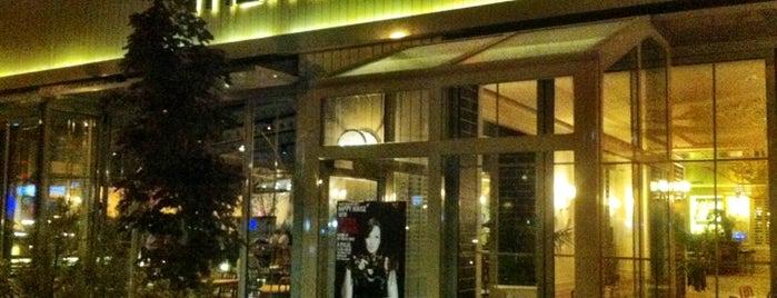 The House Café is one of Gidilesi, gittiğinde sevilesi Ankara mekanları.