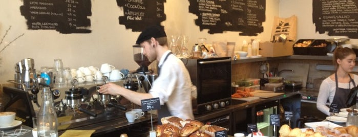 Kafé Esaias is one of Stockholm Misc.
