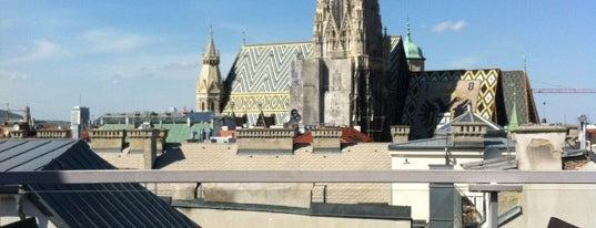 SKY is one of StorefrontSticker #4sqCities: Vienna.