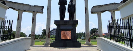 Museum Nasional 10 November is one of Sparkling Surabaya.